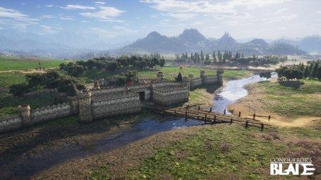 Скриншоты из видеоигры Conqueror's Blade