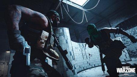 Скриншоты из видеоигры Call of Duty: Warzone
