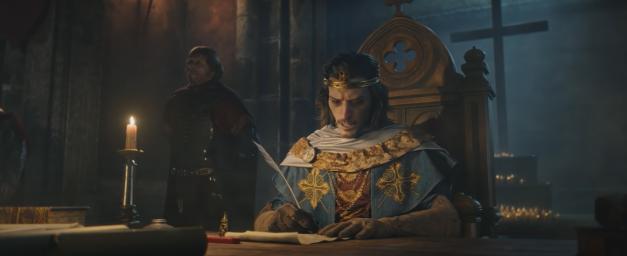 Скриншоты из видеоигры Assassin's Creed Valhalla
